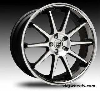 Dodge Charger Challenger Chrysler 300 300C Concave Wheels Tires