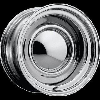 Smoothie 03C 5 6 Lug Chrome Wheels Rims 4 New FREE Caps Lugs Stems