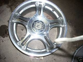 American Racing Wheels Rims 15 x 7