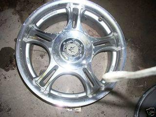 American Racing Wheels Rims 15 x 7