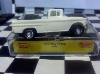 Truck HO Scale Slot Car Aurora T Jet New w Custome Wheels
