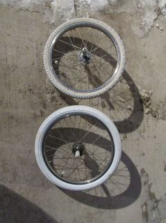 GT Superlace Wheels BMX Freestyle Pro Tour Performer