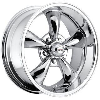 17x8 2 17x9 Chrome Wheels Rims 5x4 50 New 5 Spoke for Ford Cars