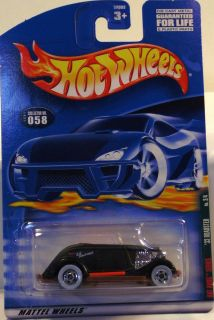 2001 Hot Wheels Rat Rod Series 33 Roadster 58