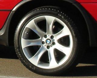 BMW E53 x5 Genuine Wheels Rims 20 Style 168 V Spoke