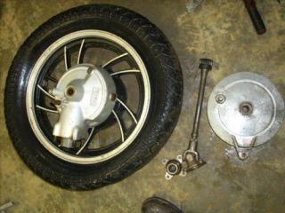 Yamaha Maxim XJ 750 XJ750 650 700 1000 Rear Wheel Rim