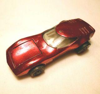Hot Wheels Original Redline Torero Red with White Interior US Nice