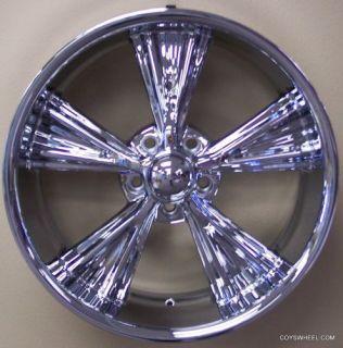 18 Coys C56 Chrome Wheels Buick Riviera 1965 66 67 68