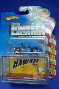 Hot Wheels Connect Car 50 Hawaii