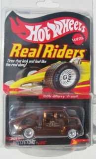 Hot Wheels Real Riders Series 6 50 Chevy Truck 2 6