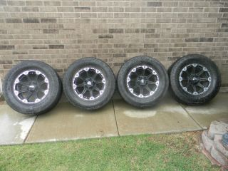 18 Toyota Tundra Wheels Rims Tires Nitto Terra Grappler At