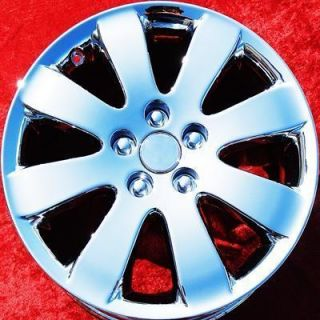 OF 4 NEW 17 TOYOTA AVALON OEM CHROME WHEELS RIMS CAMRY 69484 EXCHANGE