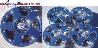 Nissan Frontier Xterra 16x7 Chrome Exchange Wheels