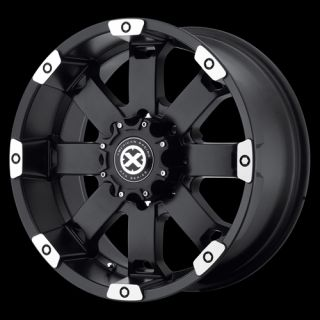 18 Inch Black Wheels Rims Ford F150 Truck Expedition 6 lug 6x135 ATX