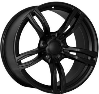 Wheels For BMW E90 E92 E93 328 330 335 M Style Matte Black Rims Set