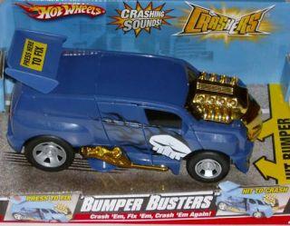 Hot Wheels Bumper Busters Car Crashers