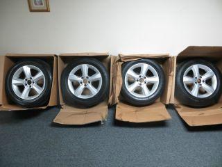 OEM 09 BMW X5 19 INCH Style 212 Wheels Tires BMW WHEELS OEM WHEELS