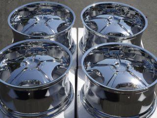 65 Chrome Mizati Rims Jeep Cherokee Firebird Mountaineer Wheels