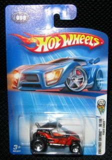 Hot Wheels Power Sander Dune Buggy 2004 First Editions 98 1 64