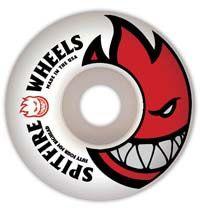 Spitfire Skateboard Wheels Big Head Logo 59 Mm