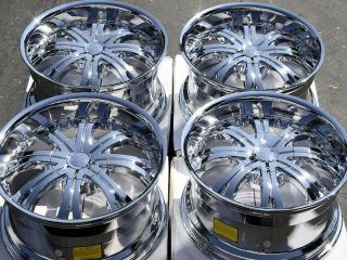 65 Chrome Wheels Lexus Chevrolet Blazer S10 Jimmy Cherokee Rims