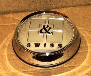 Swiss Wheels Chrome Custom Wheel Center Cap Caps 1