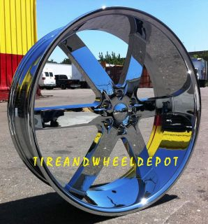 28 inch 55 Rims Only Yukon Escalade Tahoe Sierra 4Runner Armada