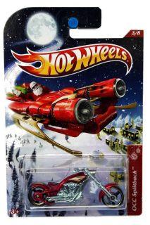 2012 Hot Wheels Holiday Hot Rods 3 OCC Splitback