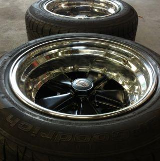 Porsche 930 911 Turbo Wheels Rims Tires 16 RSR Fuchs