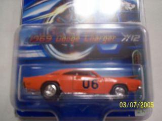 Hotwheels 2006 Super Treasure Hunt 69 Dodge Charger