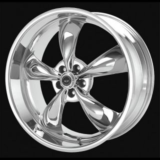 18 Wheels Rims American Racing AR605 Chrome 18x9 5x4 5 Mustang G35