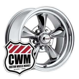 Chrome Wheels Rims 5x5 Lug Pattern for Chevy C10 Truck 71 72