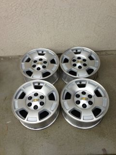 Chevy Tahoe Suburban Silverado Wheels Rims Factory OEM LT LS z71 5299