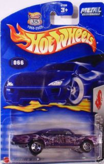 Hot Wheels 67 Pontiac GTO