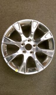 2011 Factory 17 Ford Fusion Wheels Rims Set 4