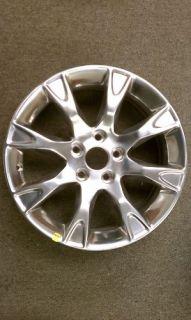 2011 Factory 17 Ford Fusion Wheels Rims Set 4