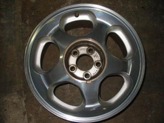 OEM Ford Mustang 17x8 SILVER COBRA Wheel Wheels Genuine FORD Rim Rims