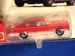 Hot Wheels Holiday Rods 67 Dodge Charger Lite Red Check It Out