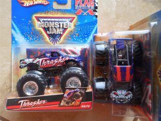 2010 Hot Wheels 69 Thrasher Monster Jam Truck 1 64
