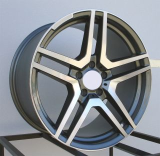 20 AMG Style Wheels Rims Fit Mercedes SL350 SL500 SL600 SL55 SL63 1990