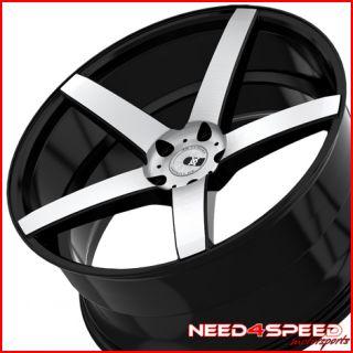 525 528 530 535 545 550 XO Miami Concave Staggered Wheels Rims