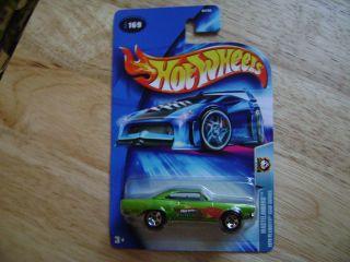 Hotwheels Limited Edition Wastelanders 70 Plymouth Road Runner