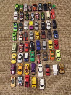 Hot Wheels Matchbox Maistro Die Cast Cars Lot Huge Lot 63 Cars