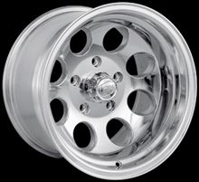 CPP ion Alloys Style 171 Wheels Rims 15x8 5x4 75 Polished Aluminum
