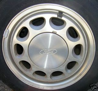 87 93 Ford Mustang 15 10 Hole Wheel