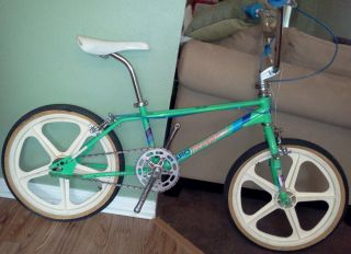 85 Haro Master Survivor Skyway Wheels