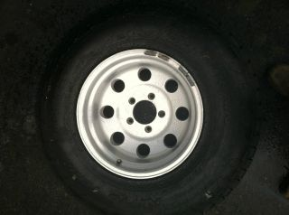 Eagle Alloy F150 SuperCrew Wheels & Nitto 285/75 16 Tires Great tread
