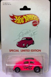 Hot Wheels Special Limited