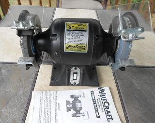 Value Craft 6 Wheel Bench Grinder 8260