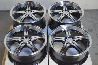 Rims Polished Mazda 3 6 MR2 Accord Civic Prelude Tiburon Wheels